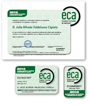 Certificación ECA