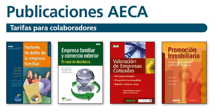 AECA publicaciones