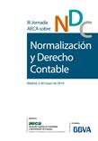 Normalización y Derecho Contable