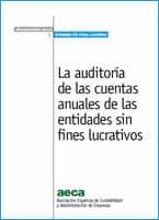Documento AECA La auditoría de las cuentas anuales de las entidades sin fines lucrativos