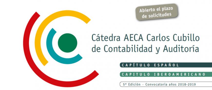 Nueva edición de la Cátedra AECA Carlos Cubillo