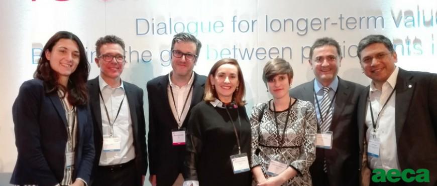 AECA presente en la ICGN-IIRC Conference, London 2016