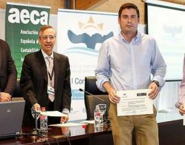 Comunicaciones seleccionadas Congreso AECA-REFC (Entrega diplomas)