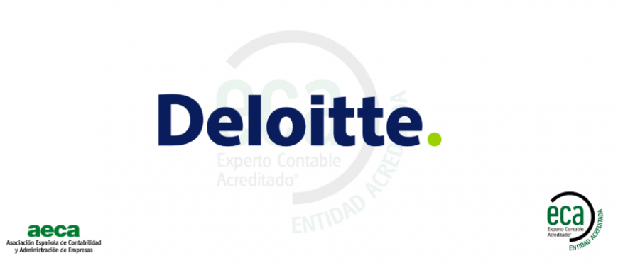 Deloitte certificada como Entidad Acreditada ECA®
