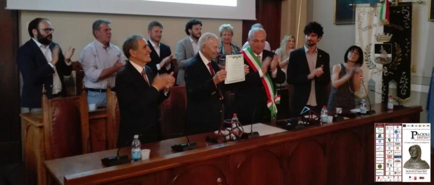 """V Conferencia Internacional de Historia de la Contabilidad """"Pacioli 1517/2017″"""