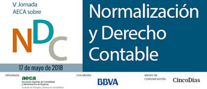 5ª Edición Jornada sobre Normalización y Derecho Contable (NDC)