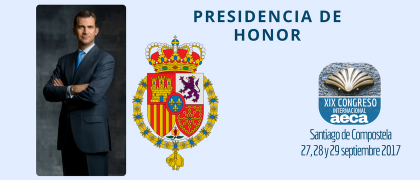 Presidencia de Honor del XIX Congreso Internacional AECA