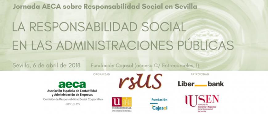 Jornada AECA: La Responsabilidad Social en las Administraciones Públicas