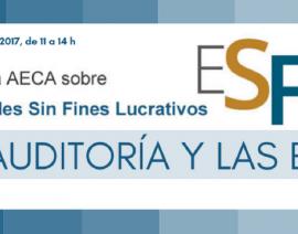 """IV Jornada sobre ESFL """"La Auditoría y las Entidades Sin Fines Lucrativos"""""""