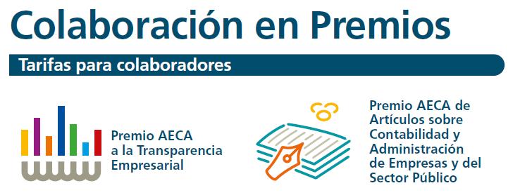 Premios AECA transparencia y contabilidad