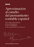 Aproximación al estudio del pensamiento contable español