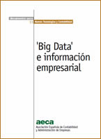 Documento AECA 'Big Data' e información empresarial