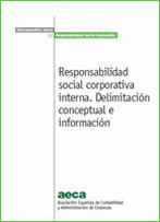 Responsabilidad social corporativa. Delimitación conceptual e información