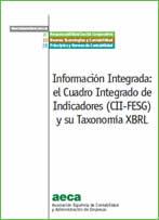 Información Integrada: el Cuadro Integrado de Indicadores (CII-FESG) y su Taxonomía XBRL
