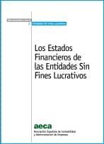 Los Estados Financieros de las entidades sin Fines Lucrativos