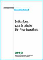 Indicadores para Entidades Sin Fines Lucrativos