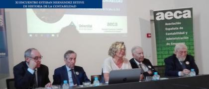 XI Encuentro Esteban Hernández Esteve de Historia de la Contabilidad