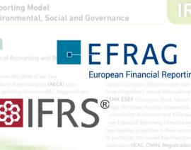 AECA participa en las consultas públicas del IFRS Foundation y el EFRAG sobre Sustainability/Non-Financial Reporting