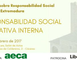 Jornada AECA sobre Responsabilidad Social Corporativa en Extremadura