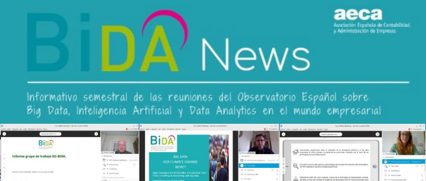 Reunión semestral del Observatorio BIDA
