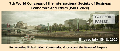 CALL FOR PAPERS - The commitment to ethics from business management