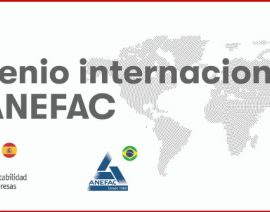 AECA y ANEFAC suscriben un convenio internacional de colaboración