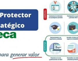 Socio Protector Estratégico de AECA