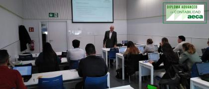 Diploma Advanced en Contabilidad de AECA