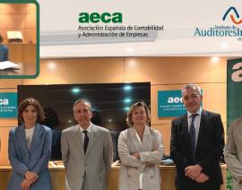 Renovamos el convenio con el Instituto de Auditores Internos de España (IAI)
