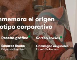 Conmemoramos el origen de nuestro logotipo corporativo