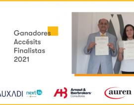 Ganadores del XXVII Premio AECA de Artículos sobre Contabilidad y Administración de Empresas