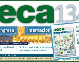 Revista AECA 134 y Anexo con Índices Cronológico y de Autores
