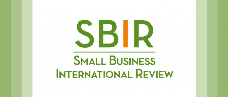 Small Business International Review – SBIR