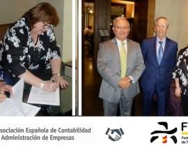 FETTAF y AECA firman un acuerdo de colaboración – Experto Contable Acreditado ECA®