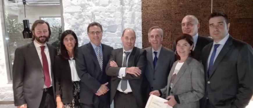 Bankinter, Socio Protector Estratégico de AECA