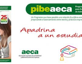 «Apadrina un estudiante» 25º Aniversario PIBE