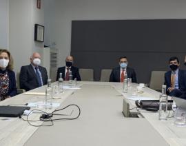 Encuentro semestral del Observatorio Español BIDA