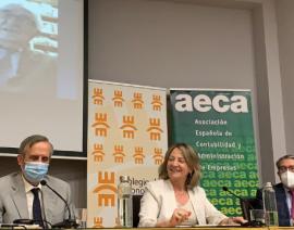AECA y el Colegio de Economistas de Madrid renuevan su convenio de colaboración