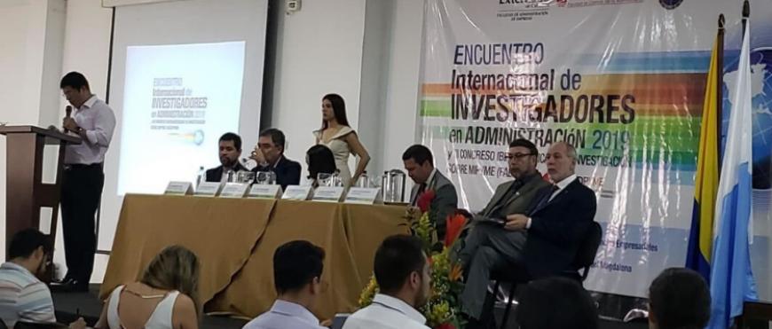 Congreso Internacional de Investigadores y III Congreso de FAEDPYME