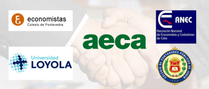 Nuevosconvenios de colaboración suscritos porAECA