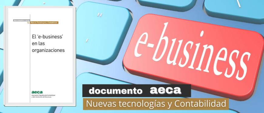 """""""El 'e-business' en las organizaciones"""""""