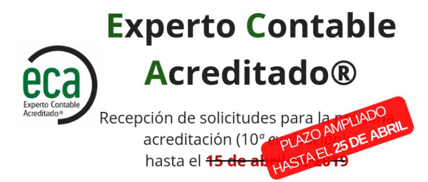 Nueva evaluación de Expertos Contables Acreditados ECA®-10 ª Edición