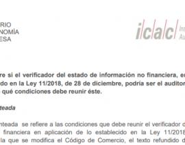 Experto Contable Acreditado-ECA®: Verificación del nuevo ENF obligatorio