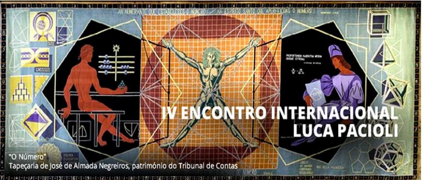 Anuncio y Petición de Comunicaciones. IV Encuentro Internacional Luca Pacioli. Lisboa, 18 y 19 de junio 2015