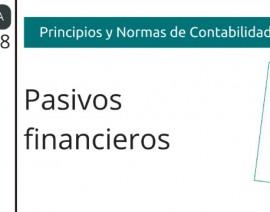 Nuevo Documento AECA: Pasivos Financieros (revisado)