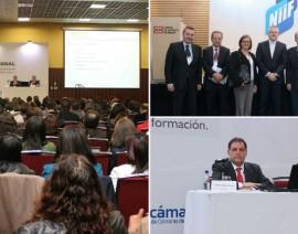 AECA participa en el I Foro Internacional sobre NIIF y Aseguramiento celebrado en Colombia