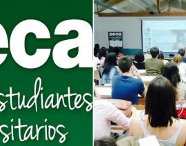 Sesión para estudiantes – #XVIIICongresoAECA