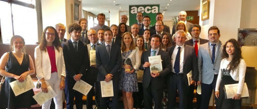 Entregas de Premios AECA 2017