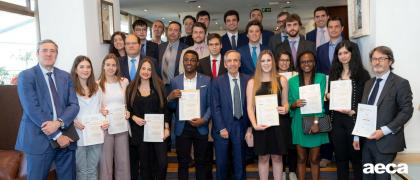 La Asociación celebra sus Entregas anuales de Premios y Becas 2018
