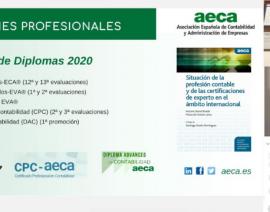 Acto de Entregas de Diplomas 2020